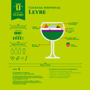 COCKTAIL LEYRE